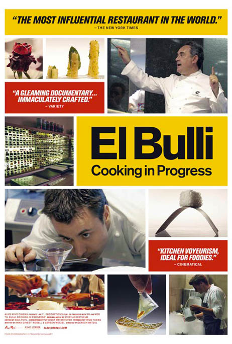 El Bulli Kuchnia to sztuka / El Bulli Cooking in Progress (2009) PL.TVRip.XviD / Lektor PL