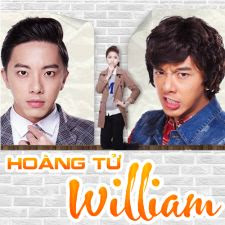 Poster Phim Hoàng Tử William