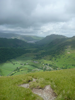 View from Hartsop Dodd