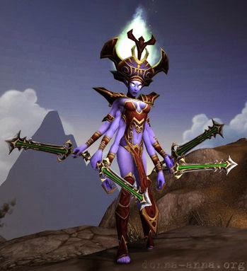 Шиварра в World of Warcraft