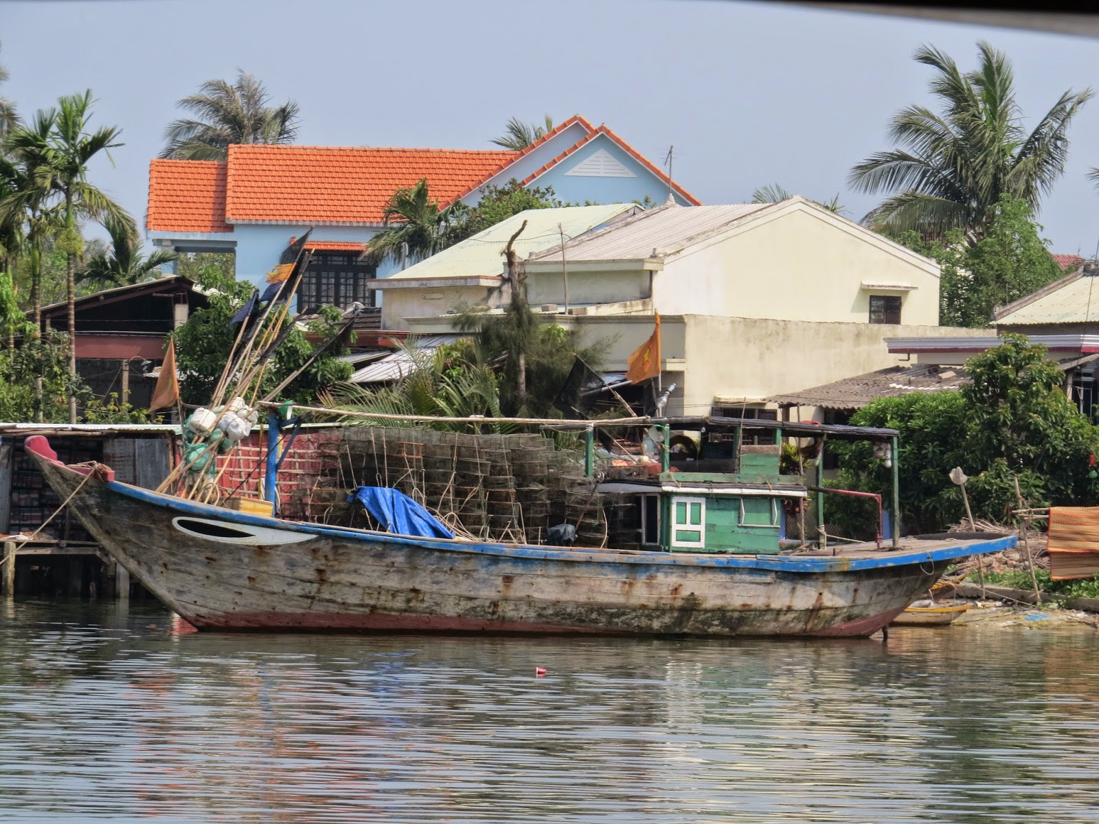 Phuoc Hai fishing village