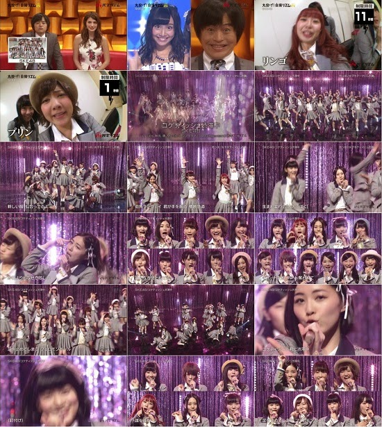 (TV-Music)(1080i) SKE48 Part – バズリズム 150403