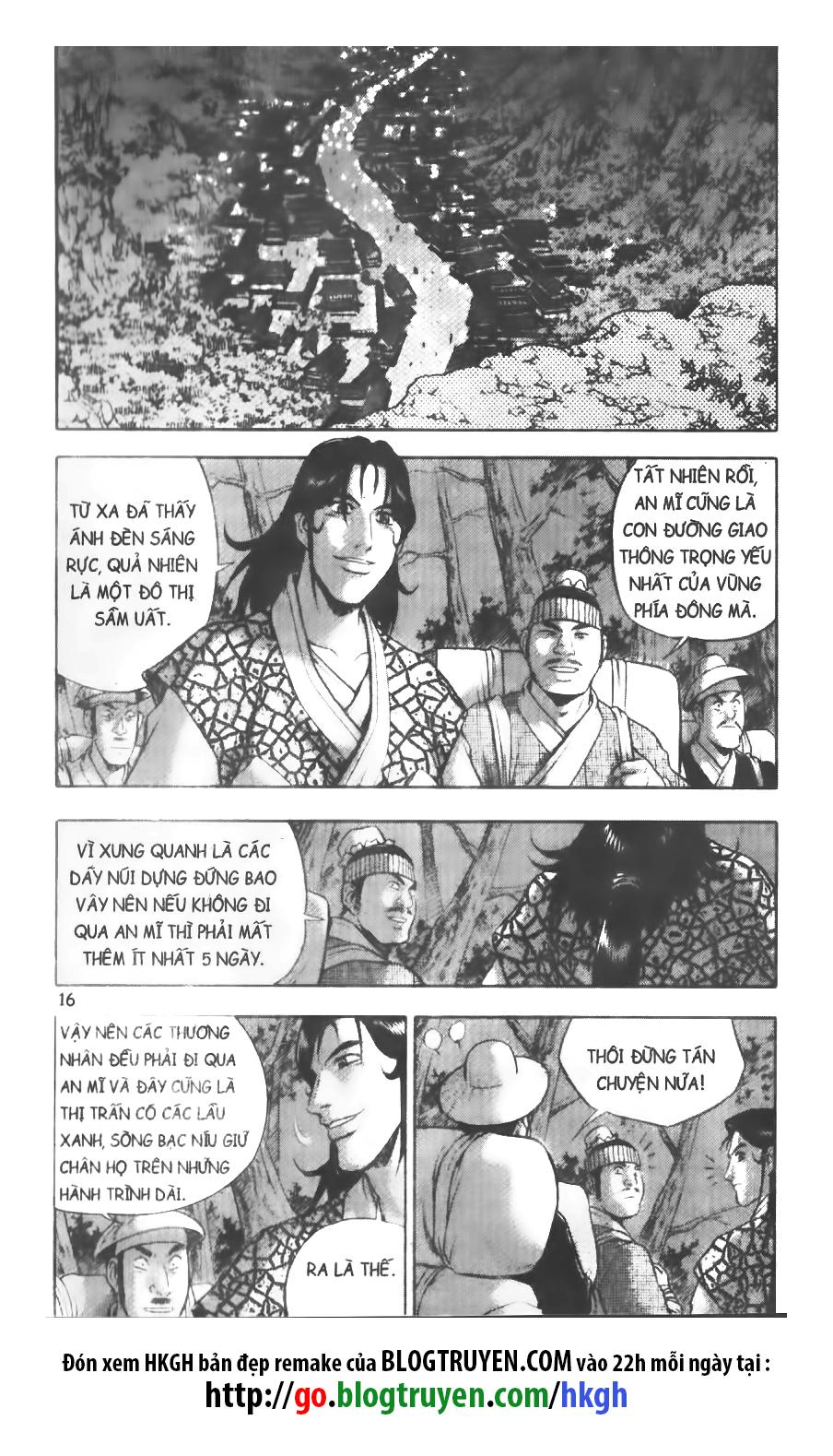 xem truyen moi - Hiệp Khách Giang Hồ Vol48 - Chap 332 - Remake