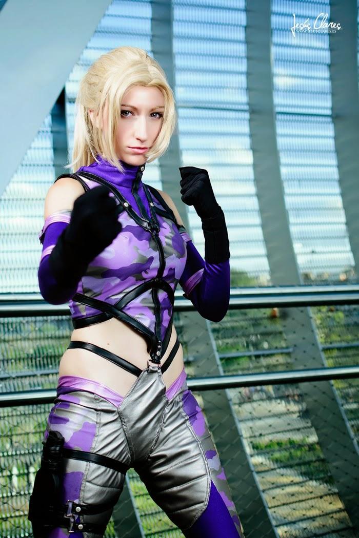 Bộ ảnh cosplay Tekken cực chất đến từ Đức - Ảnh 2