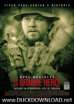 Baixar Filme O Grande Herói DVD-R