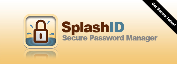 SplashID Safe Secure Vault