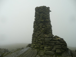 Thornthwaite Beacon in the cloud