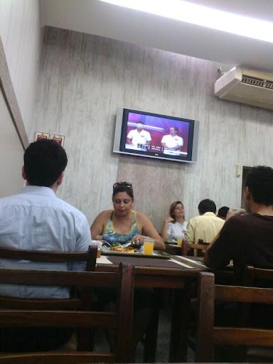 Mel Sucos e Lanches, R. Augusto Severo, 23 - Centro, Santos - SP, 11010-050, Brasil, Diner_norte_americano, estado São Paulo