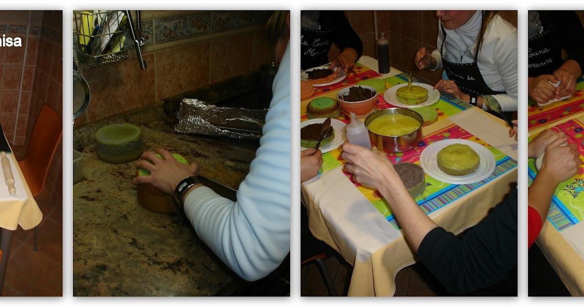 La cocina de morenisa taller de mini tartas en la cocina for La cocina taller