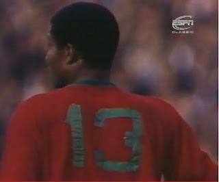 Eusebio 13 Portugal 1966