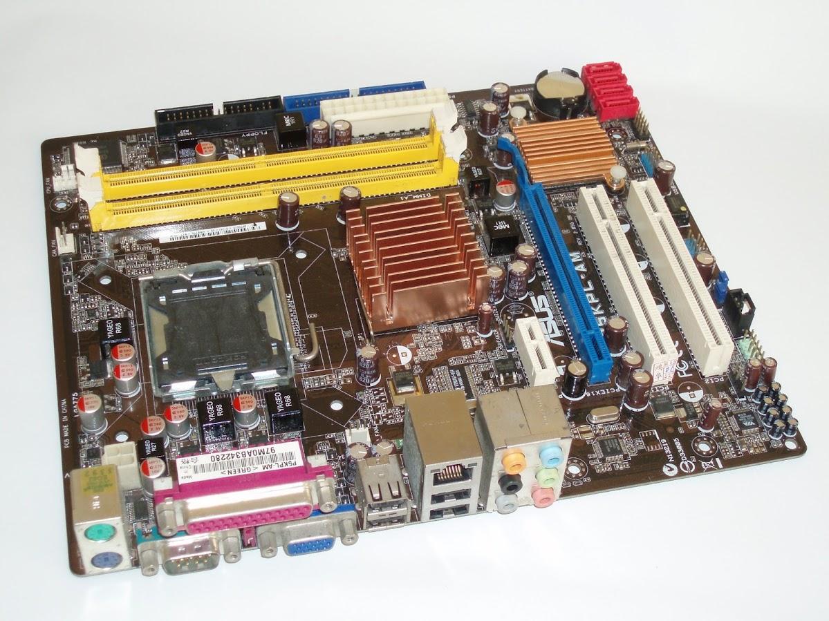 Asus P5kpl Cm Motherboard Drivers Download