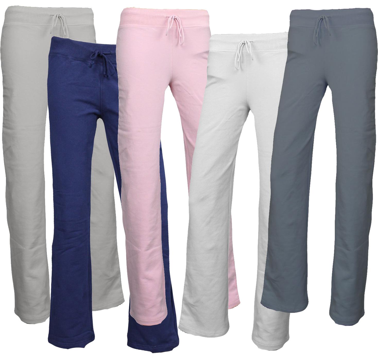 Reebok Womens Active Fitness Fleece Spandex Pants