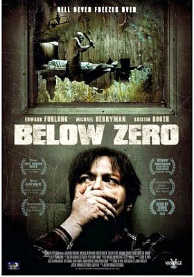Filme Poster Terror Abaixo de Zero DVDRip XviD Dual Audio & RMVB Dublado