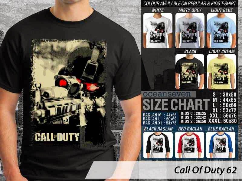KAOS cod Call Of Duty 62 Game Series distro ocean seven