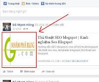 Cách khắc phục lỗi thumbnail khi chia sẻ link lên facebook