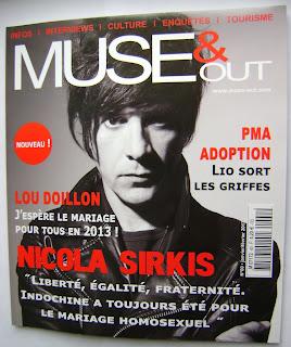 Nicola Sirkis en tierra Indochine (I)