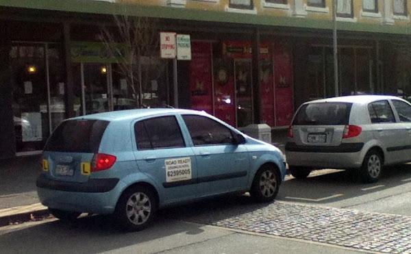 gungahlin parking