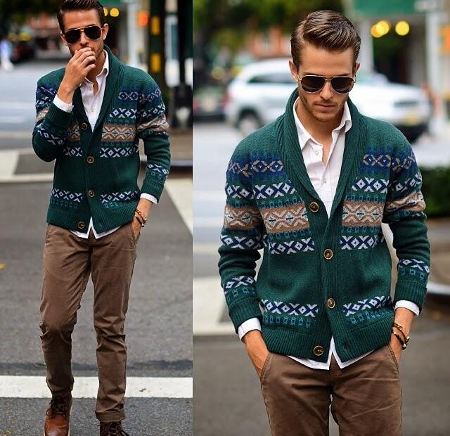 Как мужчинам стильно одеваться