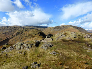 Gibson Knott from Helm Crag