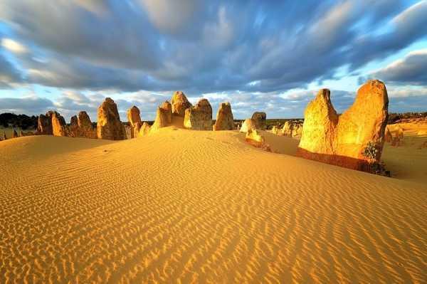 Ảnh bãi cát vàng tuyệt đẹp