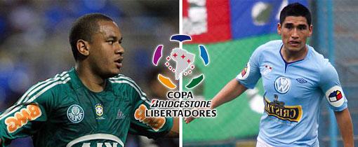 Palmeiras vs. Sporting Cristal en Vivo - Libertadores