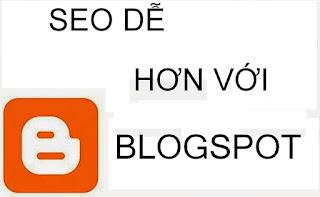 10 việc quan trọng khi làm seo blogpsot
