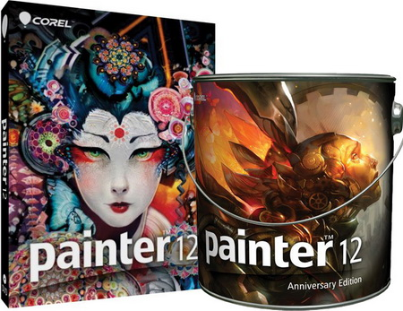 Corel Painter 12 v12.0.1.914 Incl Keymaker-CORE