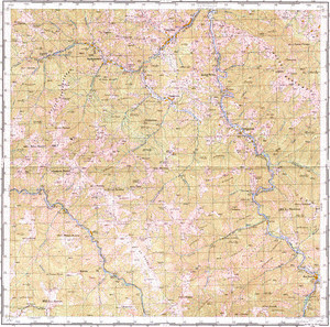 Map 050k--l35-002-2--(1973)