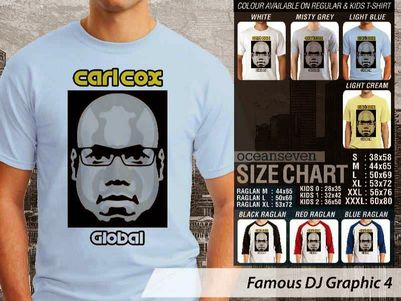 KAOS Musik DJ 4 Carlcox Global distro ocean seven