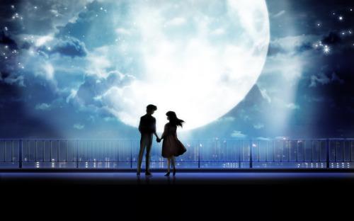 Những bài thơ đêm trăng tình yêu thật đẹp, thơ mộng