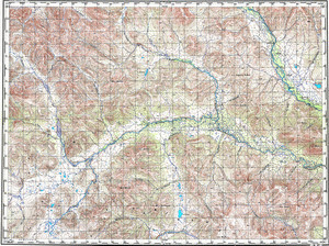 Map 100k--p58-029_030--(1953)