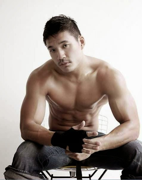 Meet the Models: Personal Trainer, Kevin Kreider [men's fashion]