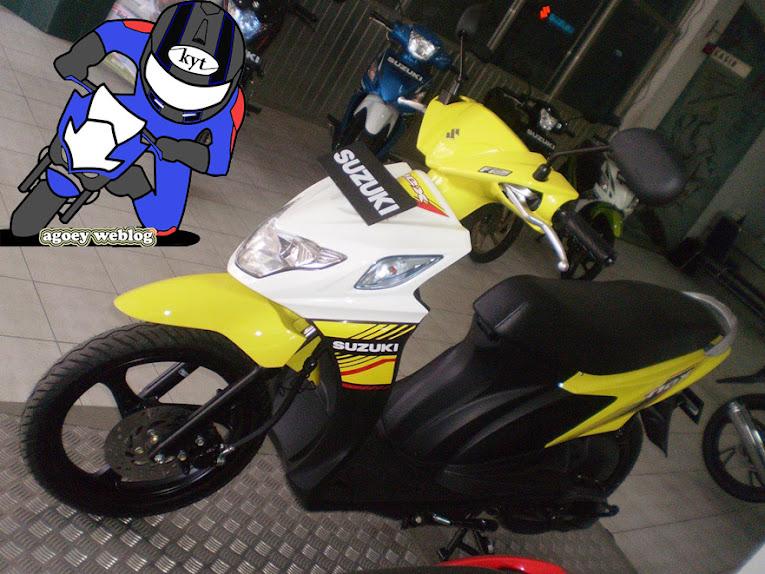 Suzuki NEX FI - Spesifikasi Lengkap dan Harga