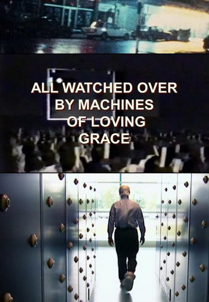 Cz³owiek w ¶wiecie maszyn / All Watched Over by Machines of Loving Grace (2011) PL.TVRip.XviD / Lektor PL