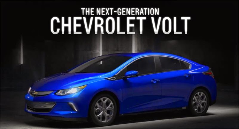 2016 Chevrolet Volt Electric Range Review