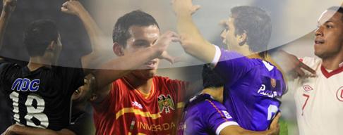 Unión Española vs. Alianza Lima en VIVO - Copa Libertadores Sub 20 - 2012