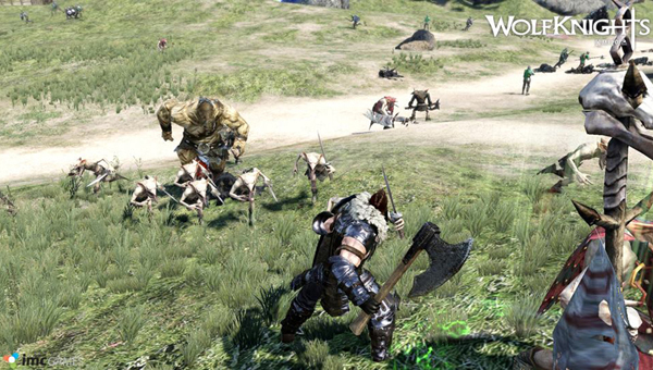 IMC Games công bố hình ảnh mới của Wolf Knights 4
