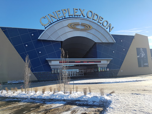 Cineplex Odeon South Edmonton Cinemas, 1525 99 St NW, Edmonton, AB T6N 1K5, Canada, Movie Theater, state Alberta