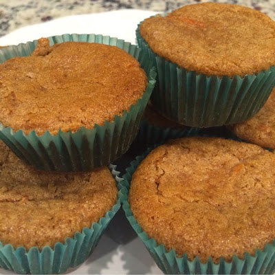 These Energy Muffins are perfect school lunches or an on-the-go-snack.