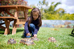 Many of our Montessori elementary classrooms have pets--from reptiles to fish and mammals. At the Carlsbad Village campus, the resident tortoises visit with the students at lunch time.