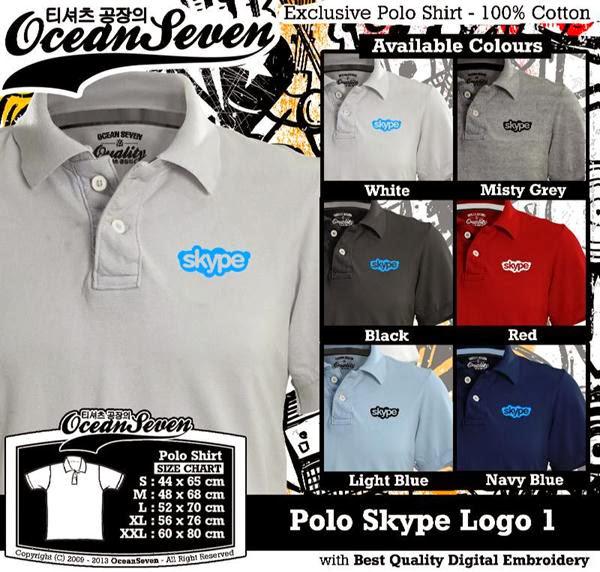 POLO Skype Logo distro ocean seven
