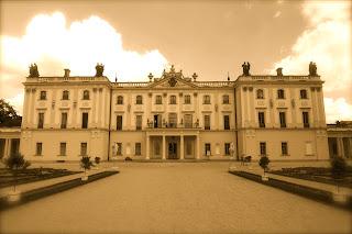 Pałac Branickich w Białymstoku photo by Paweł Witan