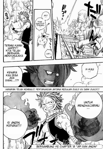 Manga Komik Fairy Tail 17 page Online 20