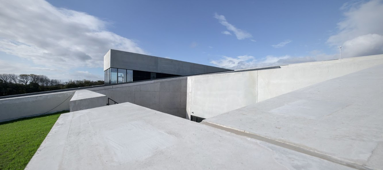 Moesgard Museum by henning larsen architects