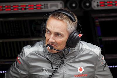 not bad Мартин Уитмарш на Гран-при Китая 2012