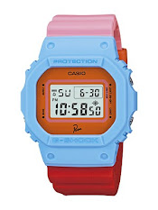 Jam Tangan Wanita : Casio Baby-G Electro-luminescent Backlight