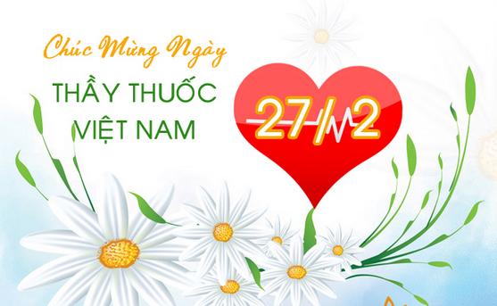 Những bài thơ chào mừng ngày thầy thuốc Việt Nam 27-2