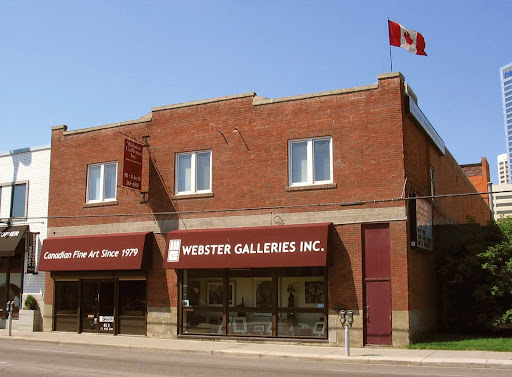Webster Galleries Inc, 812 11 Ave SW, Calgary, AB T2R 0E5, Canada, Art Gallery, state Alberta