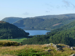 Thirlmere from High Rigg.