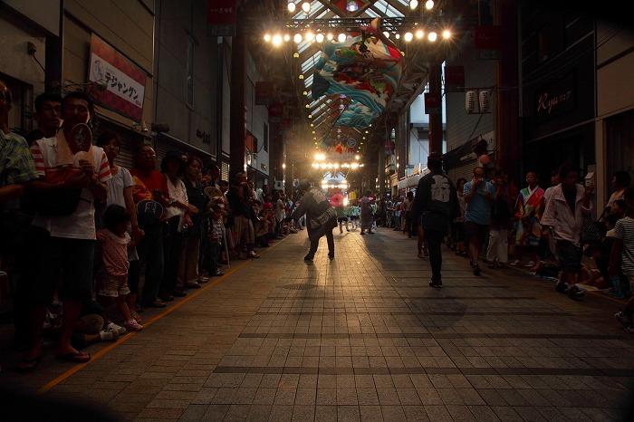 第59回よさこい祭り☆本祭2日目・はりまや橋競演場28☆上2目0041